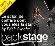 Backstage - Erick AYACHE est un salon de coiffure, salon de beauté et Spa à Sunny Isles.