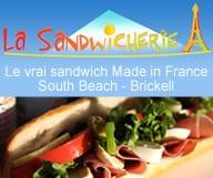 des sandwichs a la francaise a South Beach