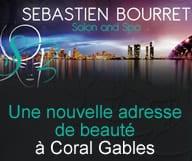 Sebastien Bourret Salon et Spa - Salon de beaute et de coiffure a Coconut Grove