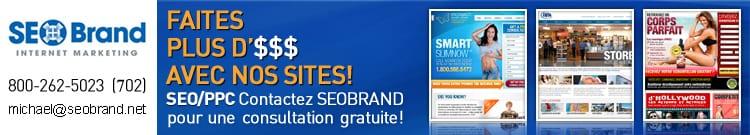SEO Brand Spécialiste du marketing internet et optimisation des moteurs de recherche