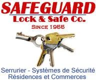 Safeguard Lock and Safe - Serrurier, securite, systeme de surveillance et d'alarme