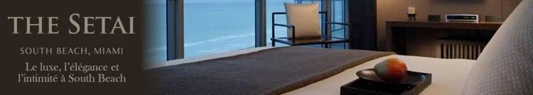The Setai Hotel Resort South Beach