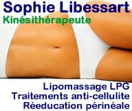Docteur Sophie Libessart - Kinesitherapeute - Lipomassage - Traitements anti-cellulite - Reeducation perineale-  Sunset -