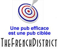 THE FRENCH DISTRICT - PUBLICITE