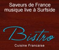 Bistro - Cuisine Française