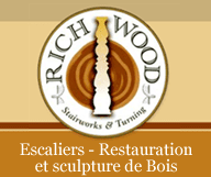 Richwood Turning & Stairworks