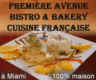 Première Avenue – Bistro and Bakery