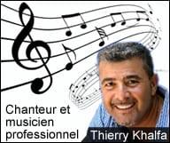 thierry khalfa est chanteur et musicien professionnel dans le sud est de la floride