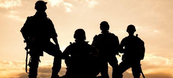 L'armée de terre aux Etats-Unis