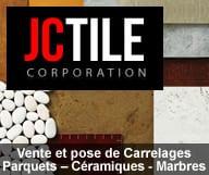 JC Tile: vente et pose de carrelages, de parquets, de marbres, de porcelaines et de céramiques à Miami