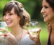 Début juin, goûte les vins