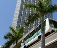 Visiter Downtown Miami en Metro aérien