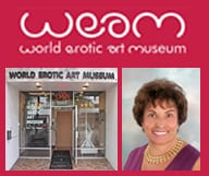 The World Erotic Art Museum, quand l'art rime avec sensualité
