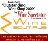 W Wine Boutique sélectionne pour vous d'excellents vins, spiritueux et champagnes à Miami South Beach