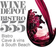 Wine Depot Bistro 555 South Beach Cave a vins