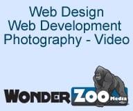 Wonderzoo, agence de web design, web marketing, photo, video et seo