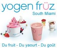 Yaourt glacé, smoothie, fruits frais… Yogen Frϋz confectionne les meilleurs desserts fruités et tellement bons pour la santé.