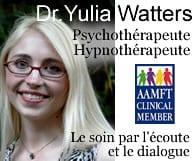 Yulia Watters Hypnotherapie