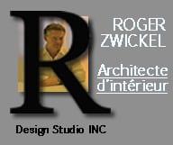 Roger ZWICKEL - Architecte d'intérieur