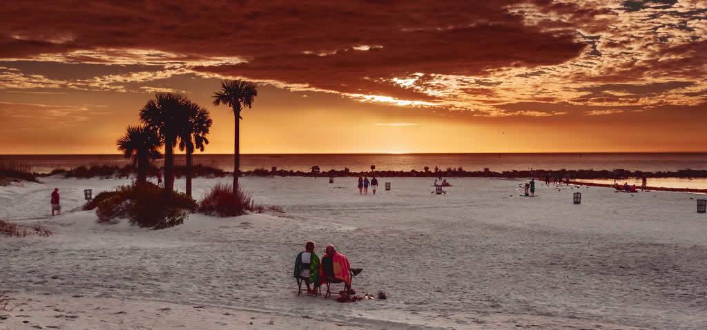 voir-plus-beaux-meilleurs-couchers-soleil-floride-clearwater