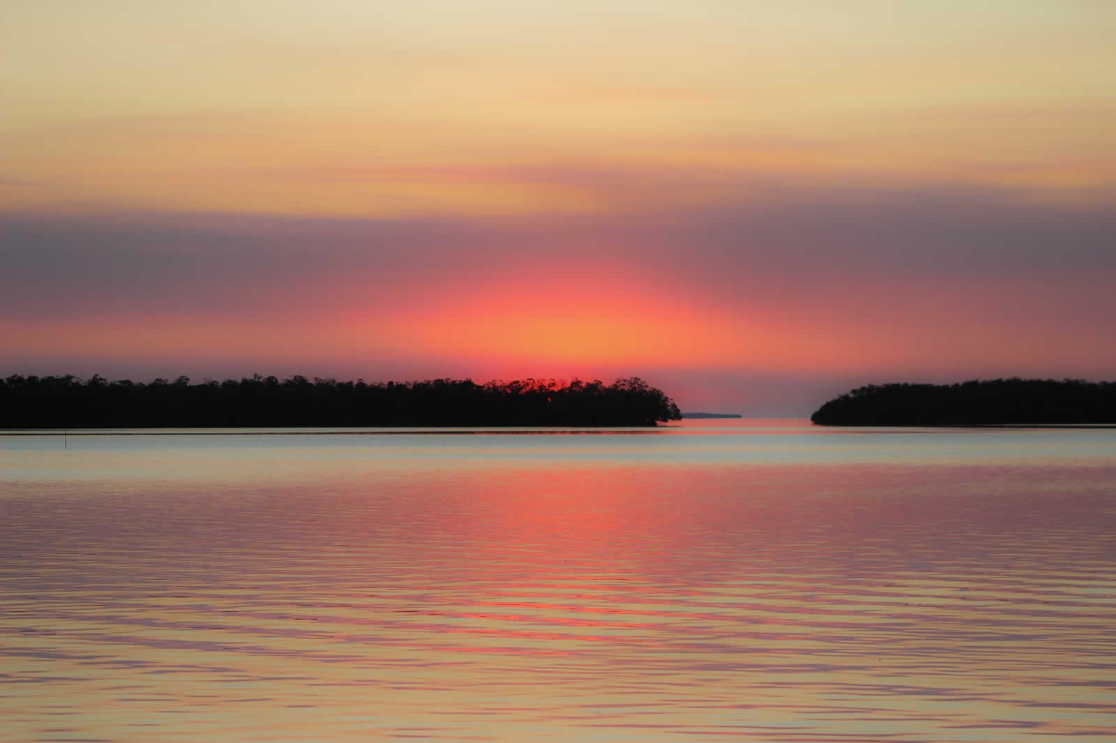 Les plus beaux couchers de soleil de Floride