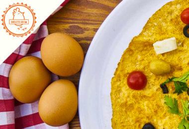 Les meilleures omelettes, en toute franchise