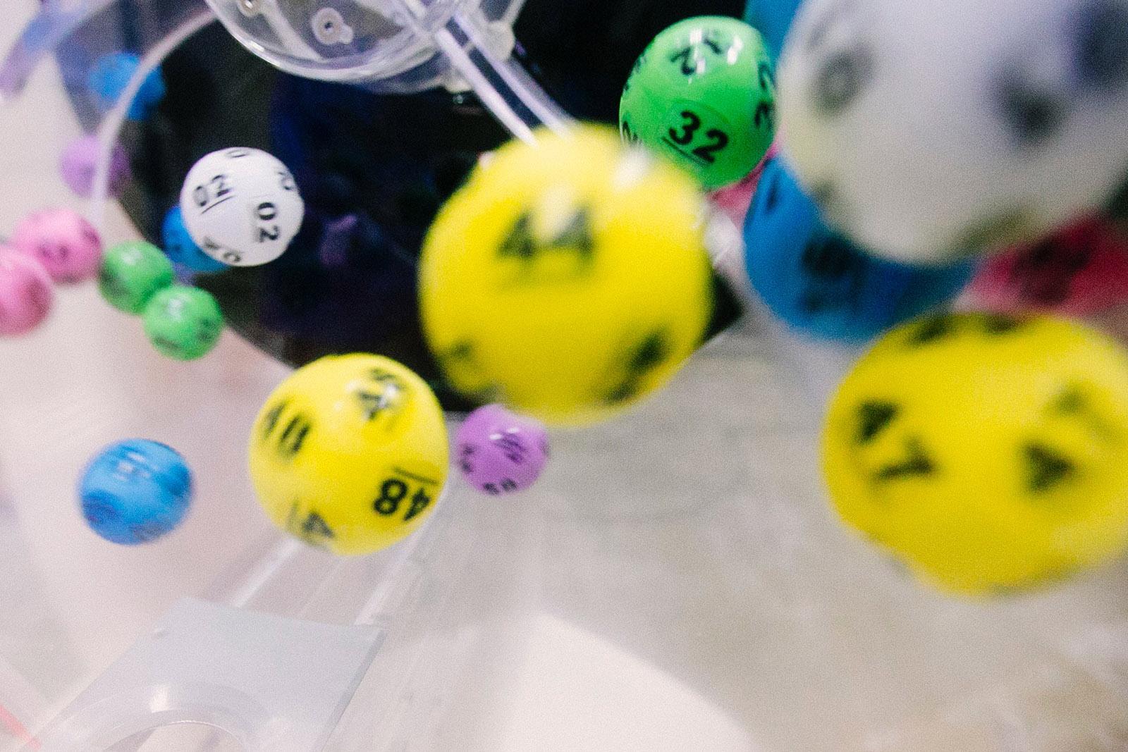 Les jeux de loterie aux États-Unis