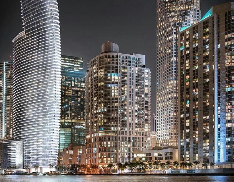 Les plus belles résidences de créateurs à Miami et Miami beach