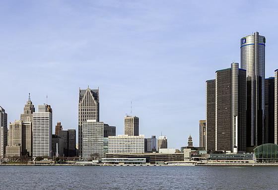 Investir à Detroit