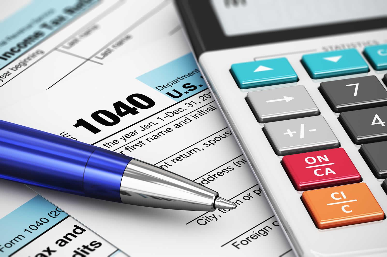 Les impôts aux États-Unis