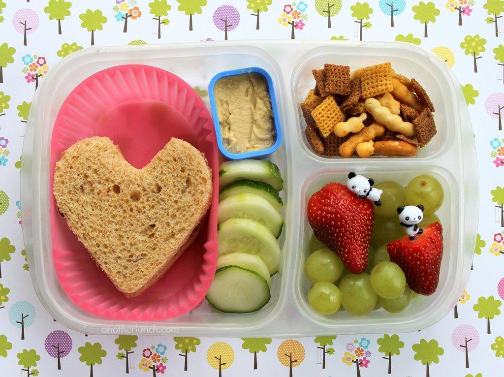 La lunch box aux États-Unis