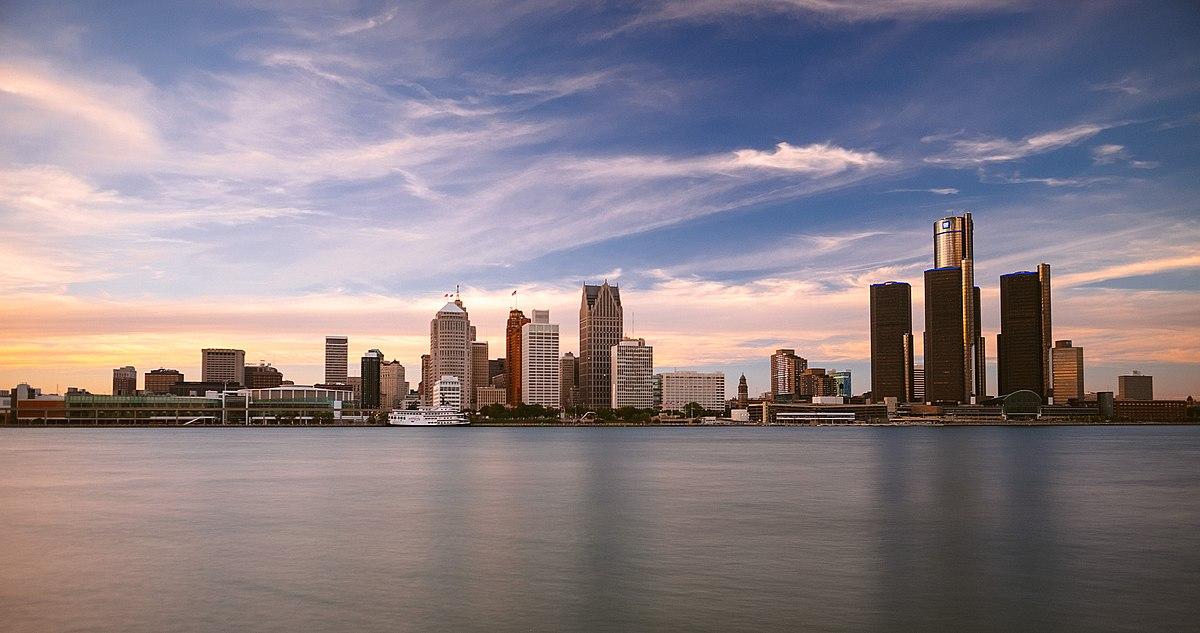 Les biens immobiliers à vendre à Detroit