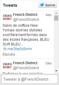 French District sur Twitter