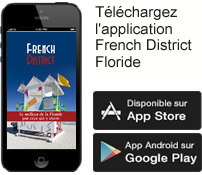 Application French District Floride