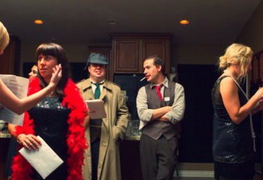 Organiser sa Murder Mystery Dinner Party