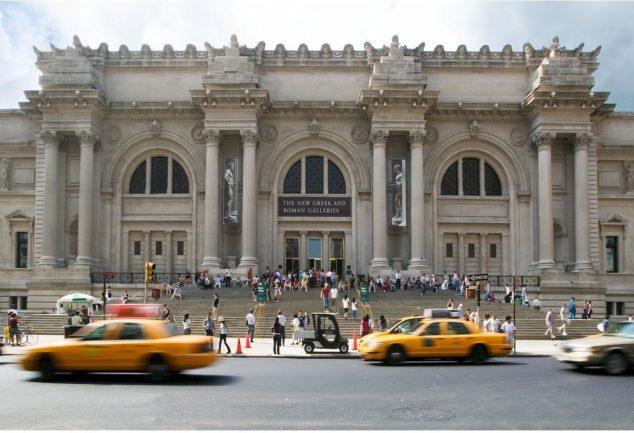 Le Metropolitan Museum of Art (MET) à New York