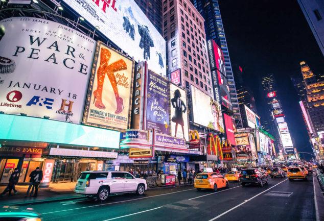 Un ticket pour Broadway à prix cassé