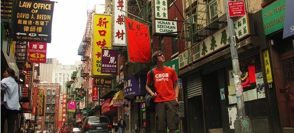 Une journée à Chinatown