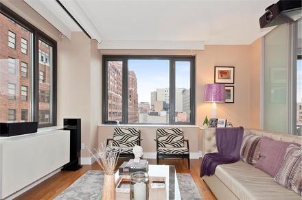 une envie de vivre chelsea. Black Bedroom Furniture Sets. Home Design Ideas