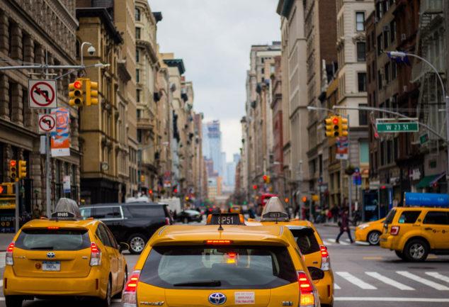 Le temps d'un week-end à New York