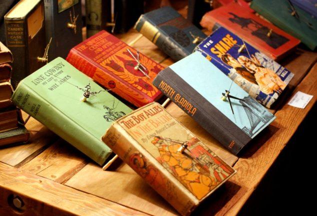 Les librairies spécialisées de Brooklyn