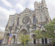 Un peu plus près des cieux dans la cathédrale St John the Divine