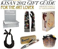 Achetez en ligne les cadeaux Kisan de votre choix !