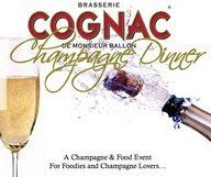Diner au Champagne à la Brasserie Cognac