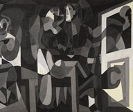 Exposition sur les oeuvres en noir & blanc de Picasso au Guggenheim jusqu'au 23 janvier 2013