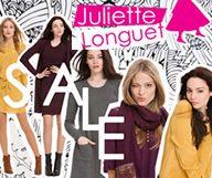 Profitez des soldes de la designer à succès Juliette Longuet