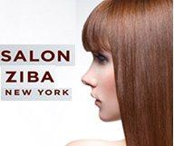 Des cheveux resplendissants grâce au Salon Ziba de New York