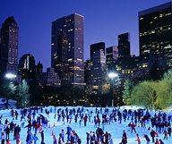 Les plus belles patinoires de Manhattan
