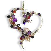 Une St Valentin scintillante grâce aux bijoux faits main Elle Desire Jewelry