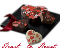 Une St Valentin gourmande avec les chocolats RICHART